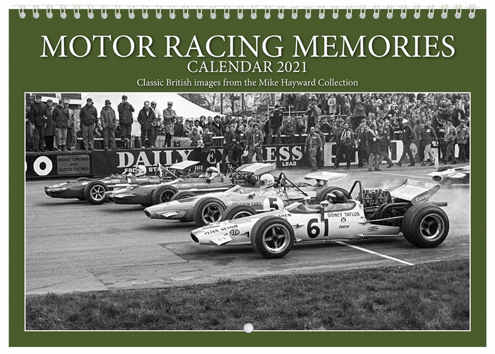 Memories of a golden era of motor sport