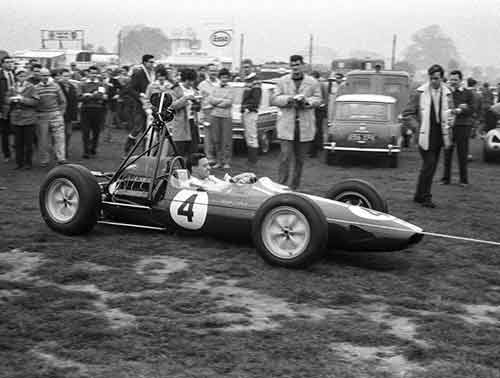 1963 Gold Cup