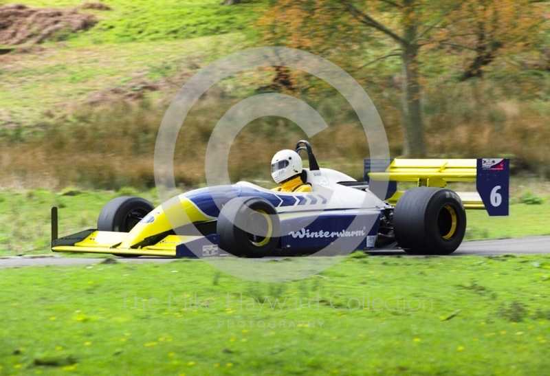 Rob Turnbull, Gould GR37, Loton Park Hill Climb, April 2000.