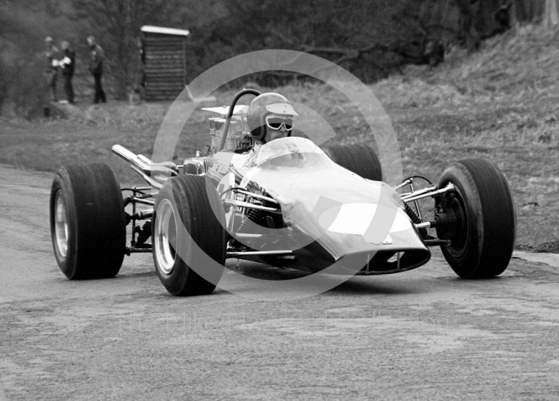 14th National Loton Park Speed Hill Climb, Shropshire, April 27, 1969.