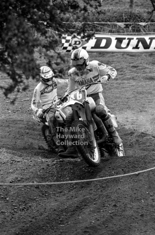 Sutton Nomads' motocross, Dosthill, Tamworth.