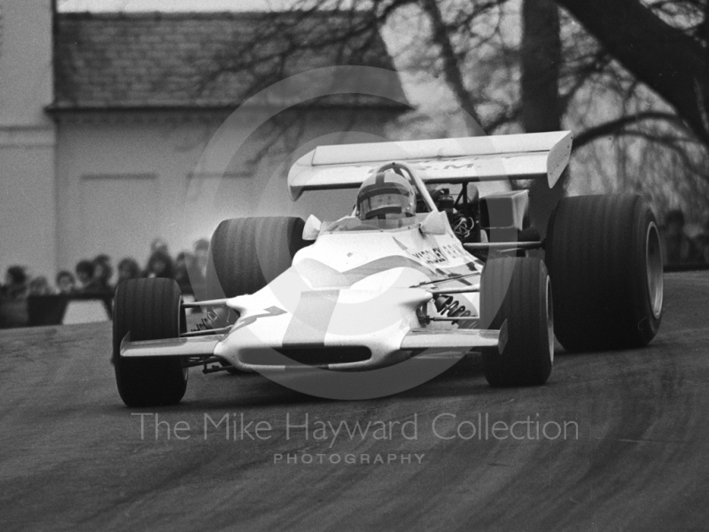 Pedro Rodriguez, Yardley BRM P160, Oulton Park Rothmans International Trophy, 1971.