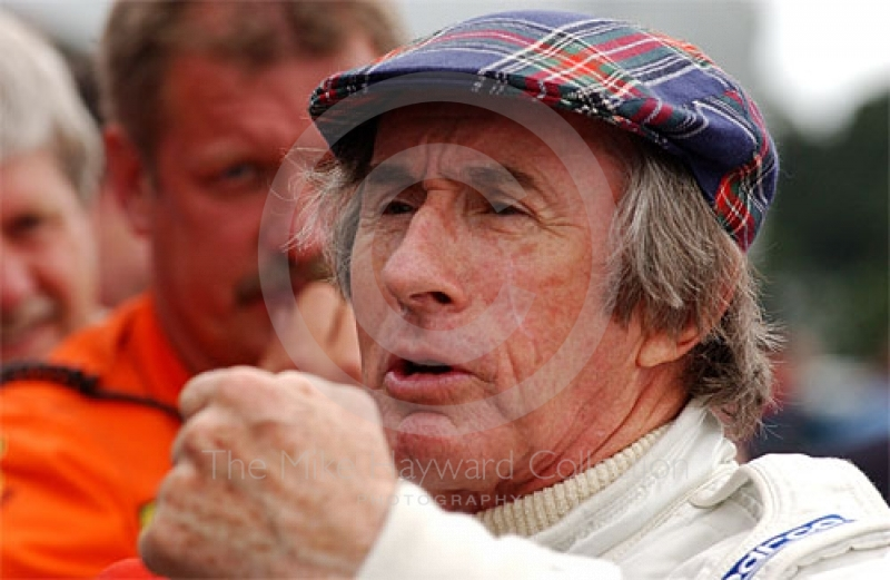Jackie Stewart, Oulton Park Gold Cup, 2003