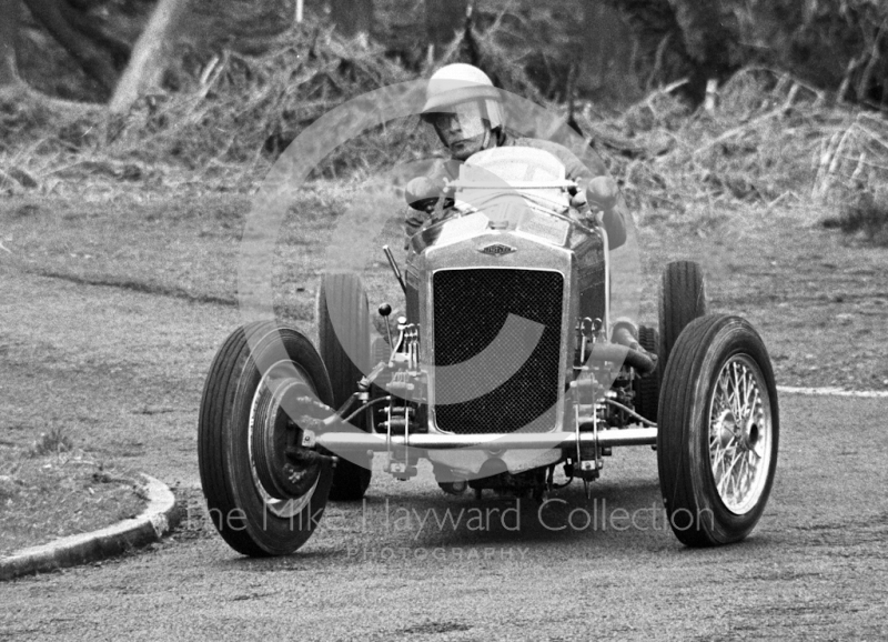 14th National Loton Speed Park Hill Climb, Shropshire, April 1969.
