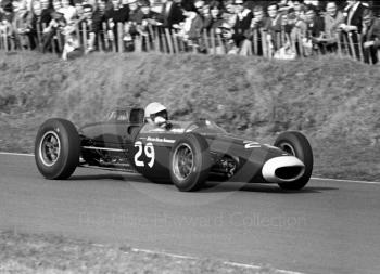 Tony Maggs, Midland Racing Parnership Lola T60 Cosworth, Oulton Park, Spring International 1965.
