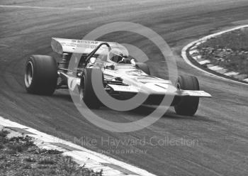 Jackie Stewart, Tyrrell March 701, British Grand Prix, Brands Hatch, 1970