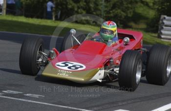 Malcolm Ricketts, 1968 Lotus 58 FVA, Force Pre-1972 Grand Prix Cars, Oulton Park Gold Cup, 2002