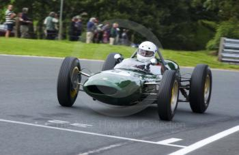 Chris Smith, Lotus 21, HGPCA pre-1966 Grand Prix Cars, Oulton Park Gold Cup, 2002