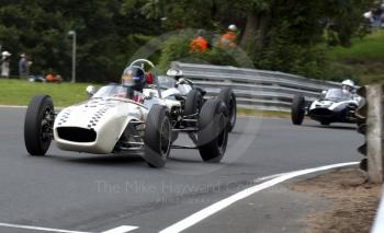Mark Griffiths, 1961 Lotus 18, HGPCA Pre-1966 Grand Prix Cars, Oulton Park Gold Cup, 2002