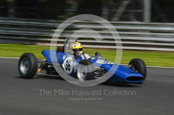 Rob Manger, 1970 Royale RP3, Retro Track and Air Trophy, Oulton Park Gold Cup meeting 2004.