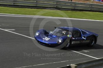 David Methley, 1968 Lenham Hurst GT, European Sports Prototype Trophy, Oulton Park Gold Cup meeting 2004.