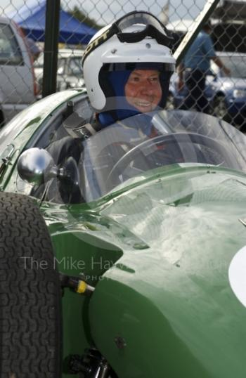 Mike Haywood, Cooper T45, Oulton Park Gold Cup, 2002