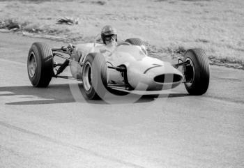 Graham Hill, John Coombs F2 Lotus 35 BRM, Oulton Park Gold Cup, 1965