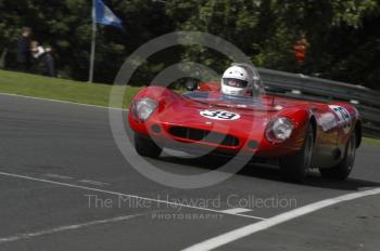 John Moulds, 1968 Crossle 9S, European Sports Prototype Trophy, Oulton Park Gold Cup meeting 2004.