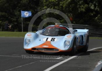 Jon Minshaw, Chevron B16, European Sports Prototype Trophy, Oulton Park Gold Cup meeting 2004.