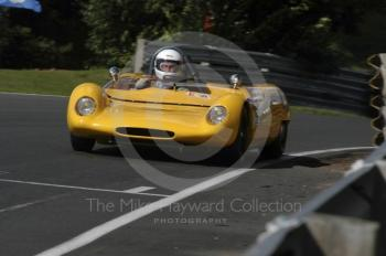 Marshall Bailey, 1963 Lotus 23B, European Sports Prototype Trophy, Oulton Park Gold Cup meeting 2004.
