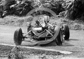 D Phillips, Kieft 1500, Loton Park Hill Climb, September 1968.