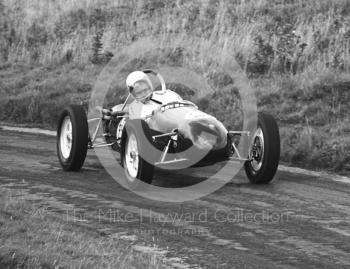 A Griffin, Cooper Norton Mk 5, Loton Park, September 1968.