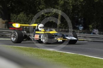 Bob Sellix, 1971 March 712M, European Formula 2 Race, Oulton Park Gold Cup meeting 2004.