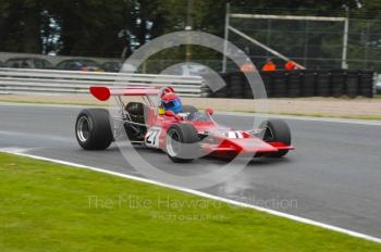 Robert Harvey, 1971 Lotus 69, Derek Bell Trophy race, Oulton Park Gold Cup meeting 2004.