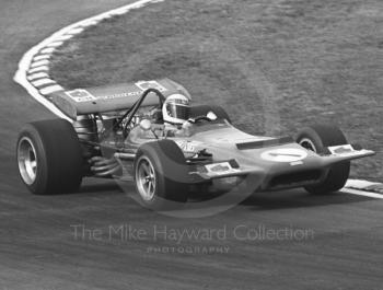 Jackie Stewart, March 701, Formula One Race of Champions, Brands Hatch, 1970