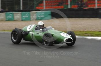 Mike Haywood, Cooper T45, HGPCA pre-1966 Grand Prix cars, Oulton Park Gold Cup, 2002