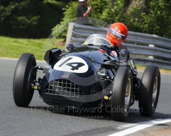 Barrie Williams, Connaught A type, HCPCA pre-1961 Grand Prix Cars, Oulton Park Gold Cup, 2002