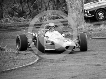 David Hepworth, Green Shield Stamp Special Ferguson 4WD, Loton Park, April 27, 1969.