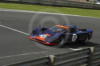Martin O'Connell, 1967 Chevron B8, European Sports Prototype Trophy, Oulton Park Gold Cup meeting 2004.