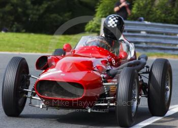 A Tec-Mec competes at the Oulton Park Gold Cup meeting, 2002.