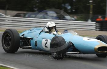 Richard Attwood, Brabham BT4, HGPCA pre-1966 Grand Prix Cars, Oulton Park Gold Cup, 2002