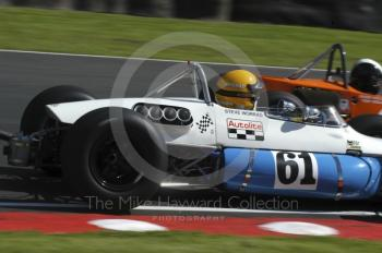 Steve Worrad, Brabham BT30, HSCC Classic Racing Cars Retro Track and Air Trophy, Oulton Park Gold Cup meeting 2004.