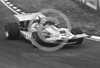 Ronnie Peterson, Antique Automobiles March 701 V8, British Grand Prix, Brands Hatch, 1970