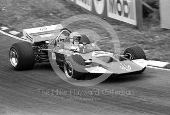 John Surtees, Surtees TS7 V8 001, British Grand Prix, Brands Hatch, 1970