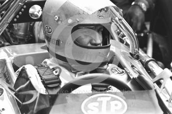 Mario Andretti, STP March 701 V8, British Grand Prix, Brands Hatch, 1970