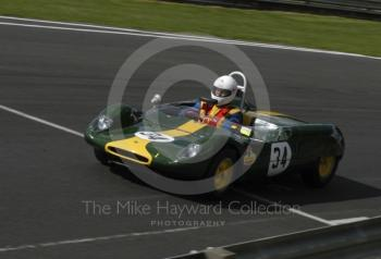 Mike Doyle, 1962 Lotus 23B, European Sports Prototype Trophy, Oulton Park Gold Cup meeting 2004.