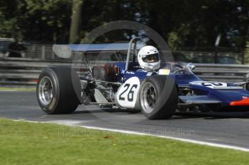 Martin O'Conell, 1969 Lotus 59, European Formula 2 Race, Oulton Park Gold Cup meeting 2004.
