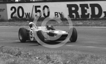 Richard Mallock, Mallock U2 Formula Ford, Oulton Park Tourist Trophy meeting 1968.