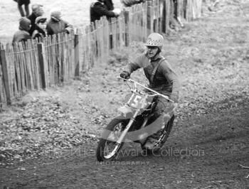 Action at the 1966 ACU Championship meeting, held at Hawkstone.